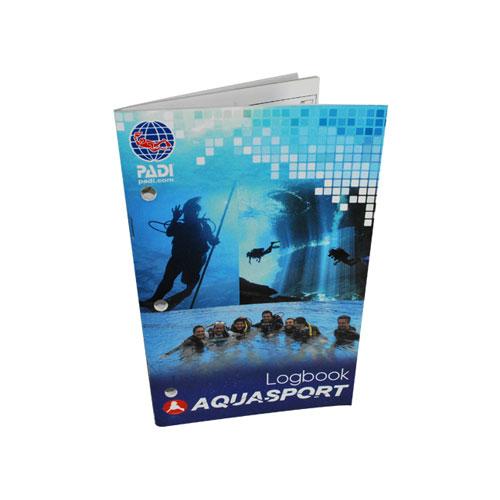 Bitácora de Buceo Aquasport