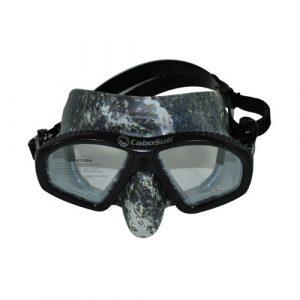 Mascara de Buceo y snorkeling TONINA camouflage