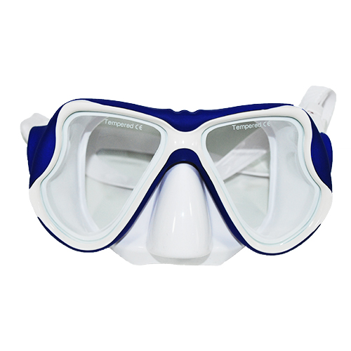 Mascara de Buceo PHANTOM WHITE