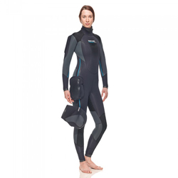 TRAJE BUCEO SEMISECO SEAC MASTER DRY