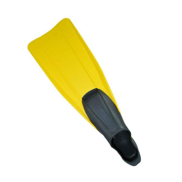 Aletas Snorkeling Cressi Clio Amarillo